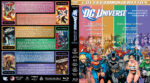 DC Universe Animated Collection – Volume 4 (2013-2015) R1 Custom Blu-Ray Cover