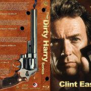 The Dirty Harry Series (1971-1988) R1 Custom Blu-Ray Cover