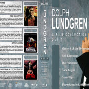 Dolph Lundgren Film Collection – Set 1 (1987-1991) R1 Custom Blu-Ray Cover