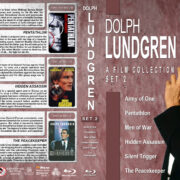 Dolph Lundgren Film Collection – Set 2 (1993-1997) R1 Custom Blu-Ray Cover