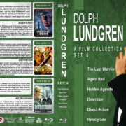 Dolph Lundgren Film Collection – Set 4 (2000-2004) R1 Custom Blu-Ray Cover