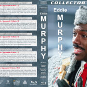 Eddie Murphy Collection (5-disc) (1982-1992) R1 Custom Blu-Ray Cover