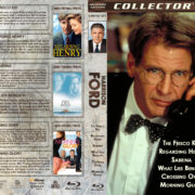 Harrison Ford Collection – Volume 2 (1979-2010) R1 Custom Blu-Ray Cover