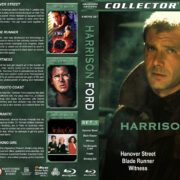 Harrison Ford - Set 1 (1979-1988) R1 Custom Blu-Ray Cover