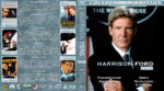 Harrison Ford – Set 2 (1990-1997) R1 Custom Blu-Ray Cover