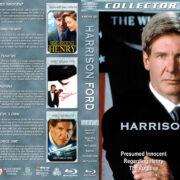 Harrison Ford – Set 2 (1990-1997) R1 Custom Blu-Ray Cover