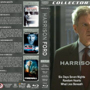 Harrison Ford - Set 3 (1998-2006) R1 Custom Blu-Ray Cover