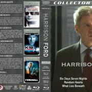 Harrison Ford – Set 3 (1998-2006) R1 Custom Blu-Ray Cover
