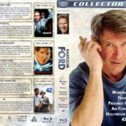 Harrison Ford Collection (1988-2013) R1 Custom Blu-Ray Cover