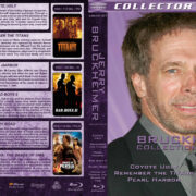 Jerry Bruckheimer - Collection 3 (2000-2010) R1 Custom Blu-Ray Cover