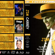Jim Carrey Collection – Set 1 (1994-2000) R1 Custom Blu-Ray Cover