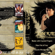 Jackie Chan Eastern Collection – Volume 1 (1971-1978) R1 Custom Blu-Ray Cover