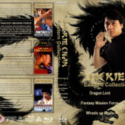 Jackie Chan Eastern Collection – Volume 3 (1982-1988) R1 Custom Blu-Ray Cover