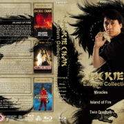 Jackie Chan Eastern Collection – Volume 4 (1989-1995) R1 Custom Blu-Ray Cover