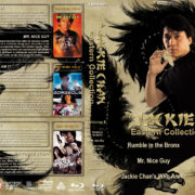 Jackie Chan Eastern Collection – Volume 5 (1995-2004) R1 Custom Blu-Ray Cover