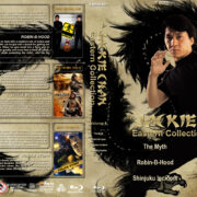 Jackie Chan Eastern Collection – Volume 6 (2005-2013) R1 Custom Blu-Ray Cover