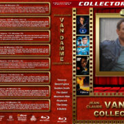 Jean Claude Van Damme – Collection 2 (1994-2012) R1 Custom Blu-Ray Cover
