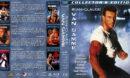 Jean Claude Van Damme - Volume 1 (1987-1990) R1 Custom Blu-Ray Cover
