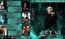 Jet Li Collection (2000-2007) R1 Custom Blu-Ray Cover