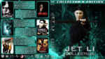 Jet Li Collection (2000-2007) R1 Custom Blu-Ray Cover
