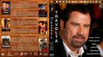 John Travolta Collection (6-disc) (1996-2010) R1 Custom Blu-Ray Cover