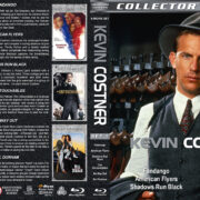 Kevin Costner Collection – Set 1 (1984-1988) R1 Custom Blu-Ray Cover