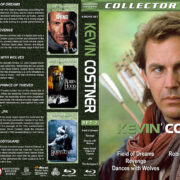 Kevin Costner Collection – Set 2 (1989-1992) R1 Custom Blu-Ray Cover