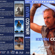 Kevin Costner Collection – Set 3 (1993-1997) R1 Custom Blu-Ray Cover