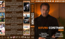 Kevin Costner Collection - Set 5 (2008-2015) R1 Custom Blu-Ray Cover