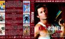 Kurt Russell Collection - Set 1 (1975-1986) R1 Custom Blu-Ray Cover