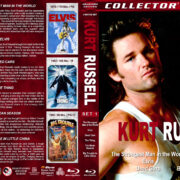 Kurt Russell Collection – Set 1 (1975-1986) R1 Custom Blu-Ray Cover