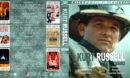 Kurt Russell Collection - Set 2 (1991-1996) R1 Custom Blu-Ray Cover
