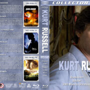 Kurt Russell Collection – Set 3 (1997-2005) R1 Custom Blu-Ray Cover