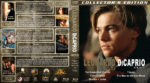 Leonardo DiCaprio – Set 1 (1995-1998) R1 Custom Blu-Ray Cover