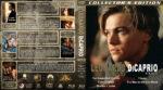 Leonardo DiCaprio – Set 1 (1995-1998) R1 Custom Blu-Ray Cover