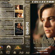 Leonardo DiCaprio - Set 1 (1995-1998) R1 Custom Blu-Ray Cover