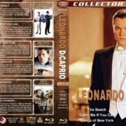 Leonardo DiCaprio – Set 2 (2000-2006) R1 Custom Blu-Ray Cover