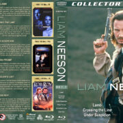 Liam Neeson – Set 1 (1985-1995) R1 Custom Blu-Ray Cover