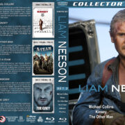 Liam Neeson – Set 2 (1996-2011) R1 Custom Blu-Ray Cover