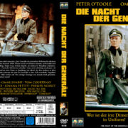 Die Nacht der Generale (1967) R2 German Covers