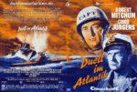 Duell im Atlantik (1957) R2 German Covers