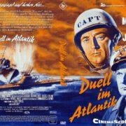 Duell im Atlantik (1957) R2 German Covers