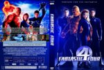 Fantastic Four (2005) R2 German Covers