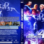 Fantastic Four: Rise of the Silver Surfer (2007) R2 German Covers