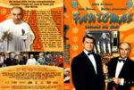 Fantomas bedroht die Welt (1967) R2 German Custom Cover
