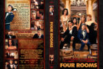 Four Rooms – Silvester in fremden Betten (1995) R2 German Custom Cover