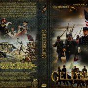 Gettysburg (1993) R2 German Cover