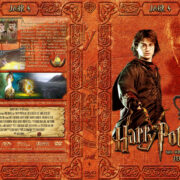 Harry Potter und der Feuerkelch (2005) R2 German Custom Cover