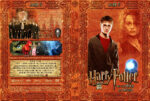 Harry Potter und der Orden des Phönix (2007) R2 German Custom Cover