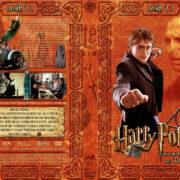 Harry Potter und die Heiligtümer des Todes – Teil 1 (2010) R2 German Custom Cover